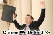 Crimes We Defend