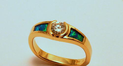 Opal Setting