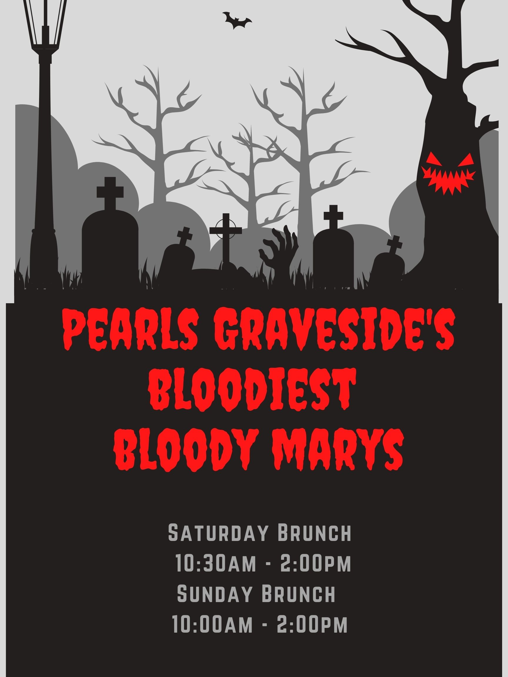 Bloodiest Bloody Mary's in OKC!