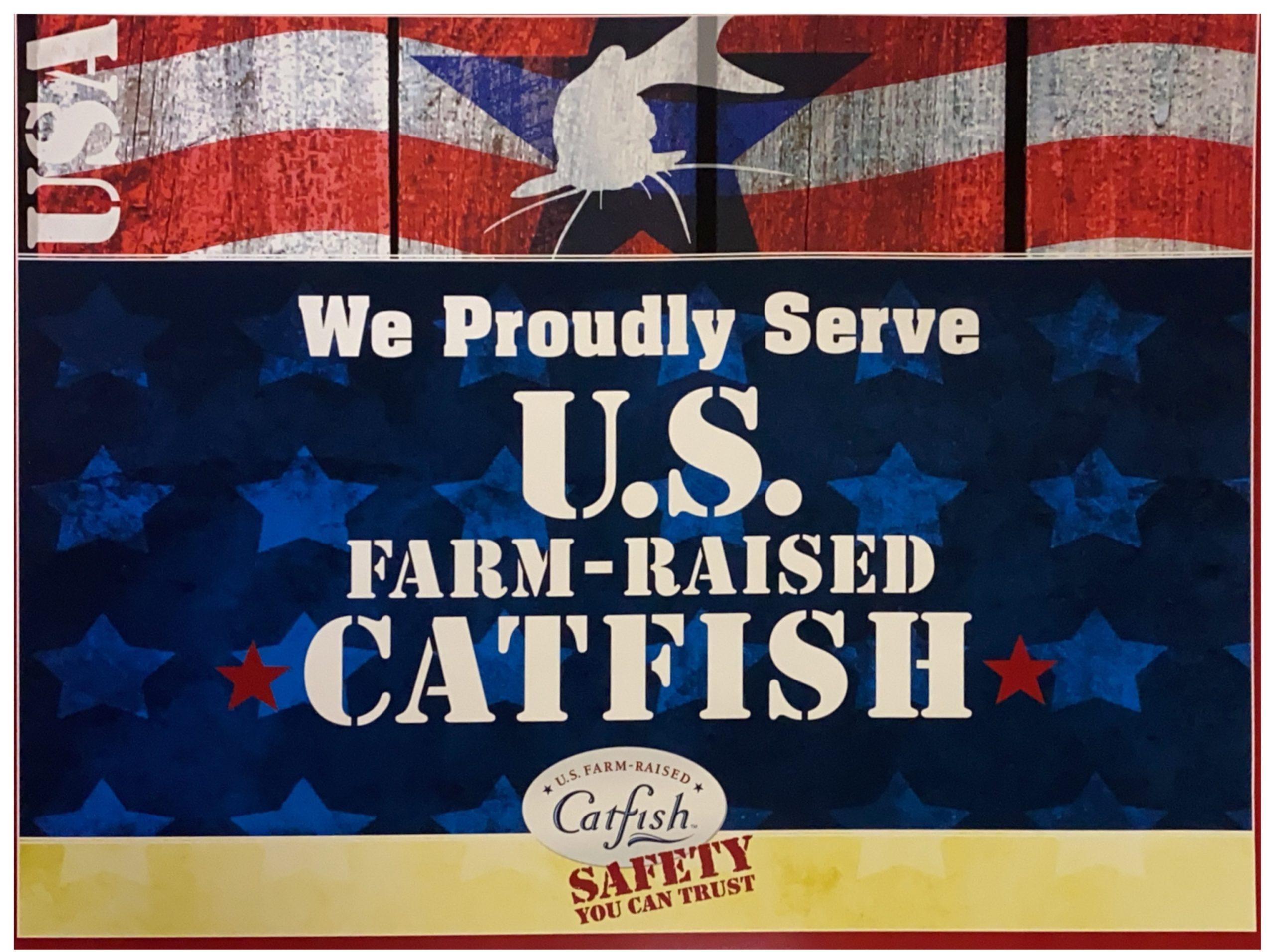 Premium Catfish – Superior Flavor!