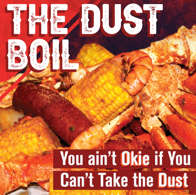 Try Our NEW Spicy Cajun DUST!