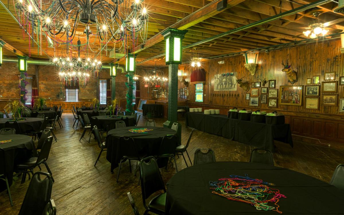 Pearl's Saloon & Banquet Hall at Crabtown