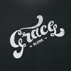 Grace Alone Logo