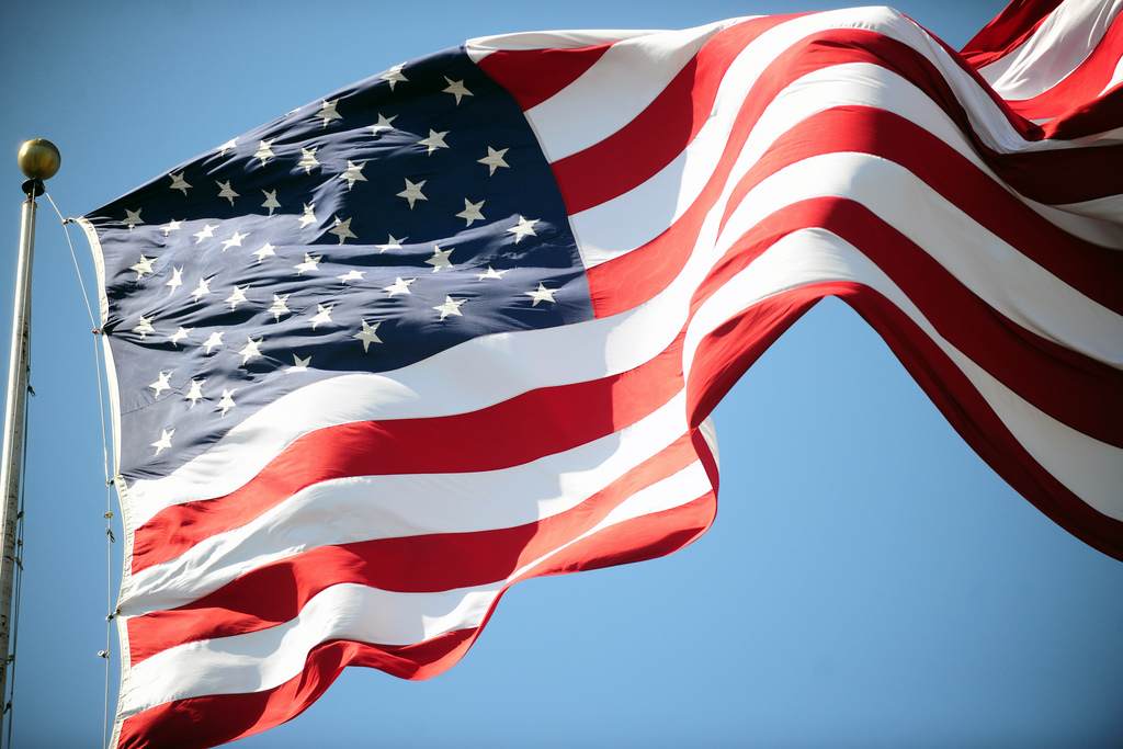 Election | American Flag