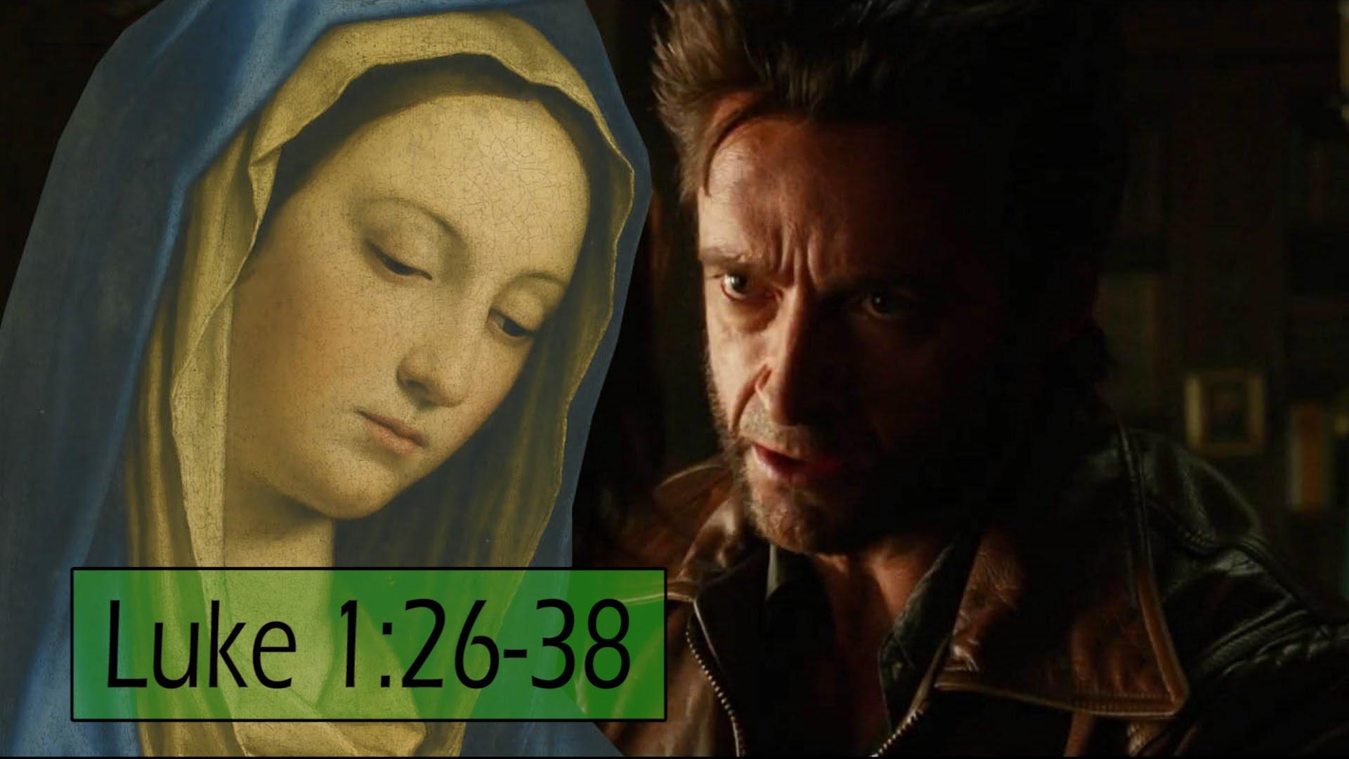 Luke #4 - Mary