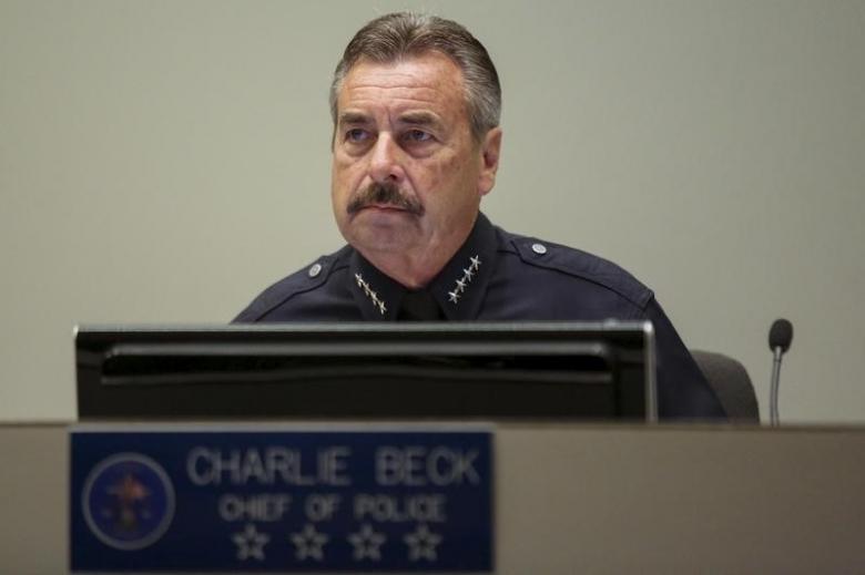 Charlie Beck