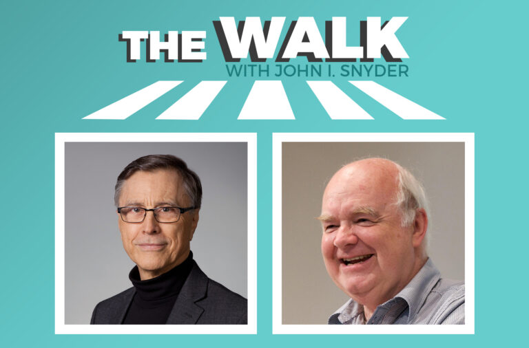 The Walk - Guest, Dr. John Lennox