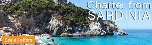 Rent Catamaran Italy Sailing Holiday Sardinia Charter Offers