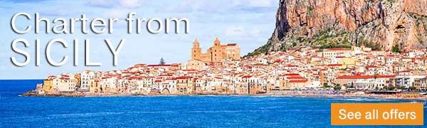 Catamarans Sicily