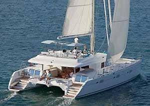 Crewed Catamaran Charter Italy