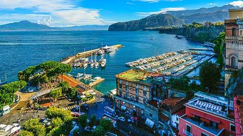 Catamaran Charter Italy Sorrento Peninsular