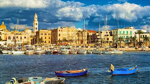 Catamaran Charter Italy South Adriatic
