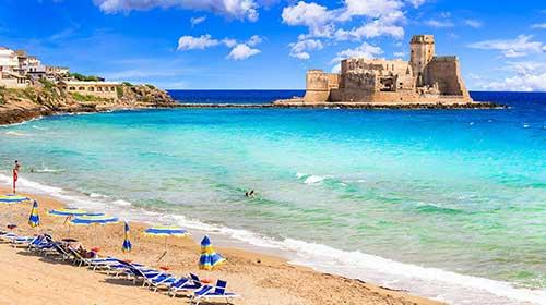 Catamaran Charter Italy The Ionian