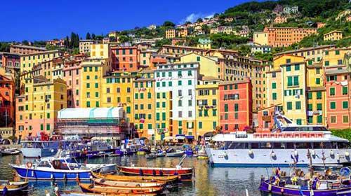 Catamaran Charter Italy The Italian Riviera