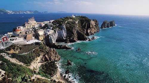 Catamaran Charter Italy The Pontine Islands