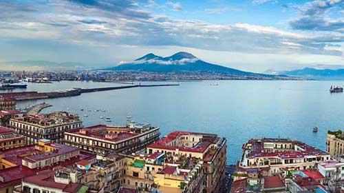 Catamaran Charter Italy The Bay Of Naples