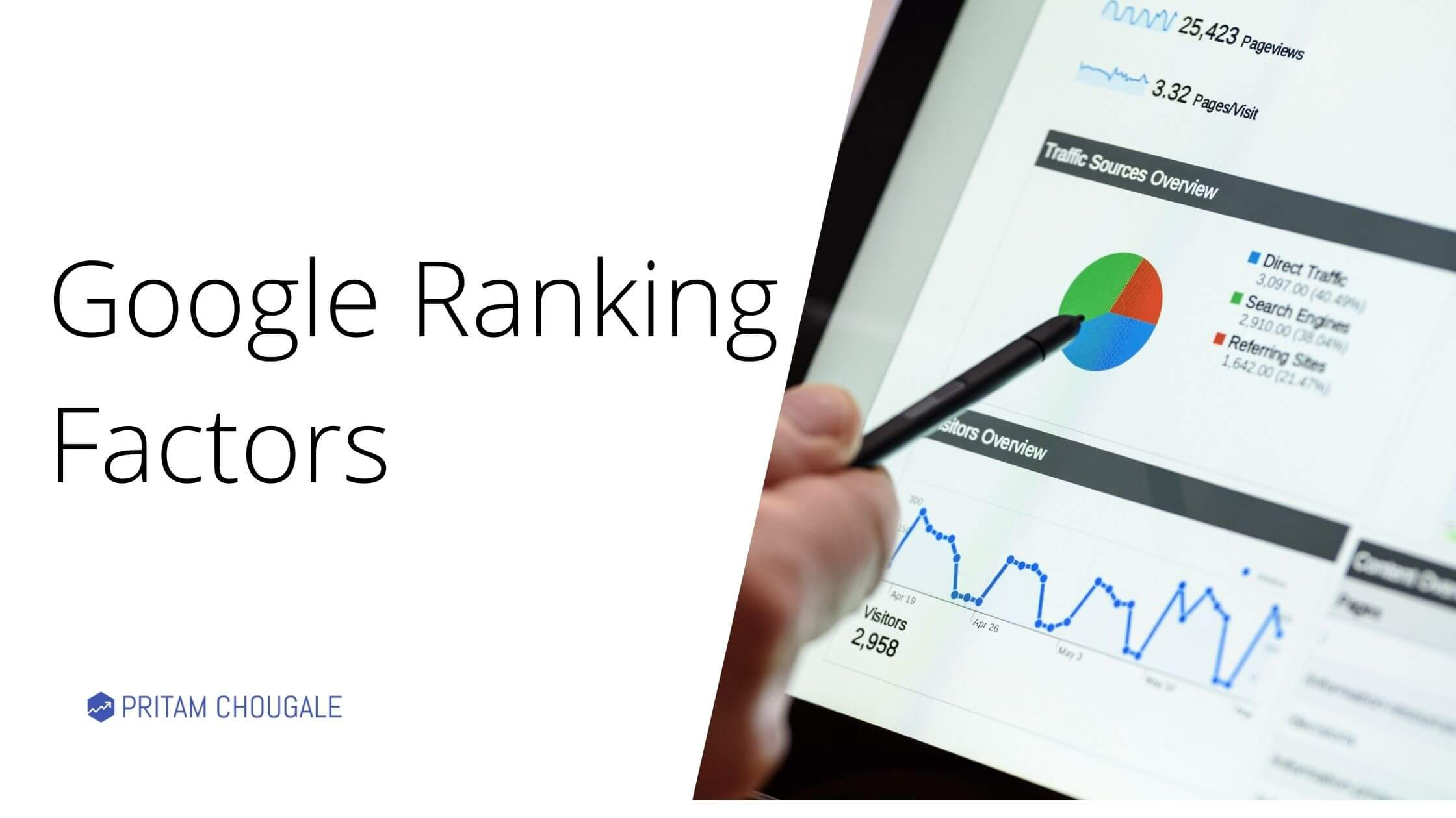 You are currently viewing Top 10 Google Ranking Factors and How To Optimize Them