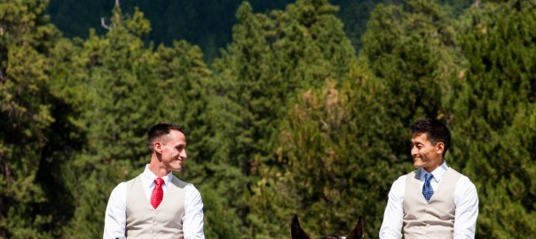 Black Butte Ranch Wedding Sisters Oregon