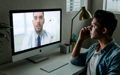 Telehealth and Me:Fewer Germs, Just as Many Questions
