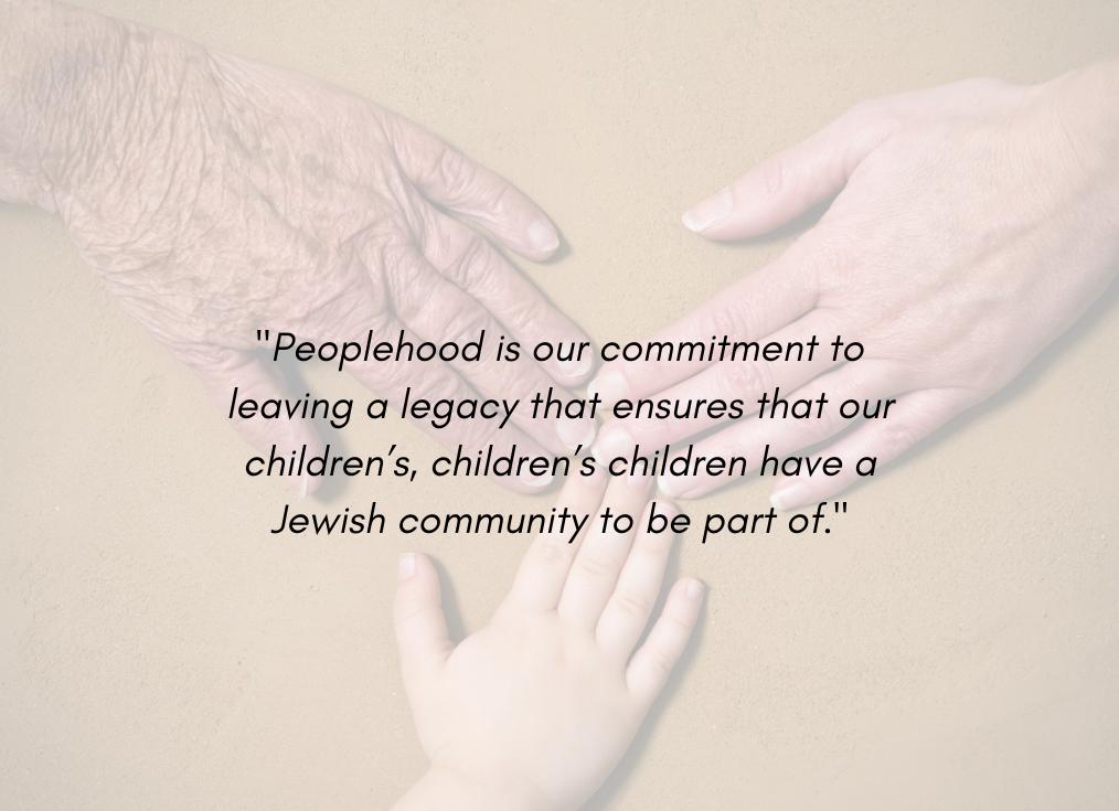 Our Jewish Peoplehood