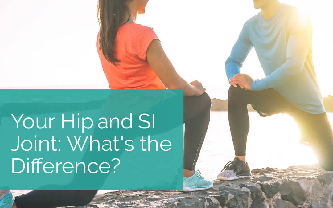 Hip Pain & SI Joint Pain