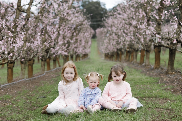 Perth Spring Family Photographer