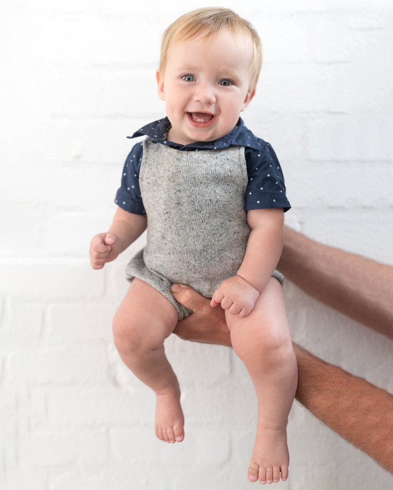 12 Months of Baby Photos