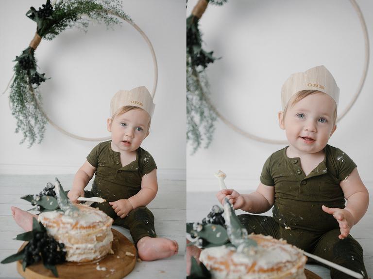 Joondalup Cake Smash Photos