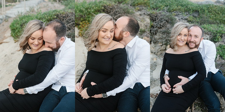 North Beach Maternity Photography