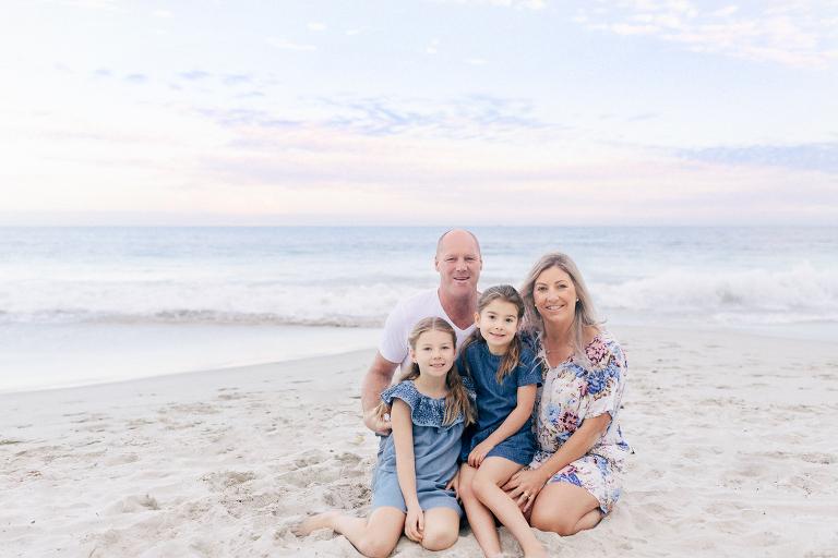 North Beach Family Photos