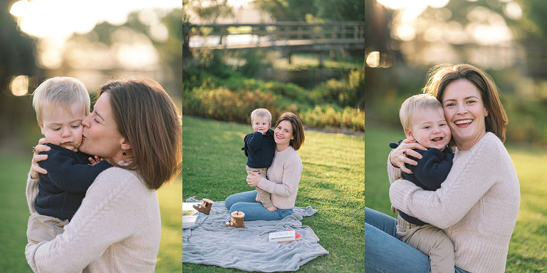 Clydesdale Reserve Family Photography