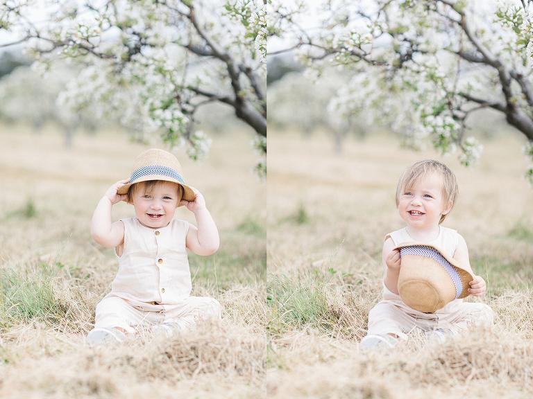 Spring Blossom Family Photos