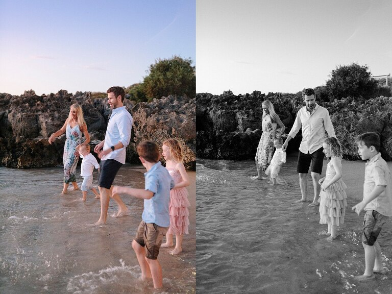 Mettam's Pool Family Photographer