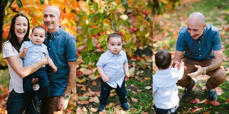 Raeburn Orchard Family Photography