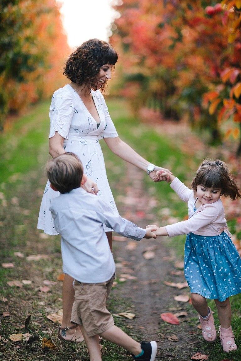 Raeburn Orchard Family Photos
