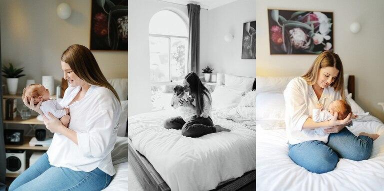 Armadale In Home Newborn Photographer