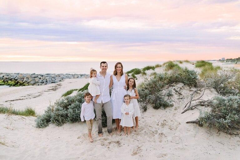 City Beach Family Photos