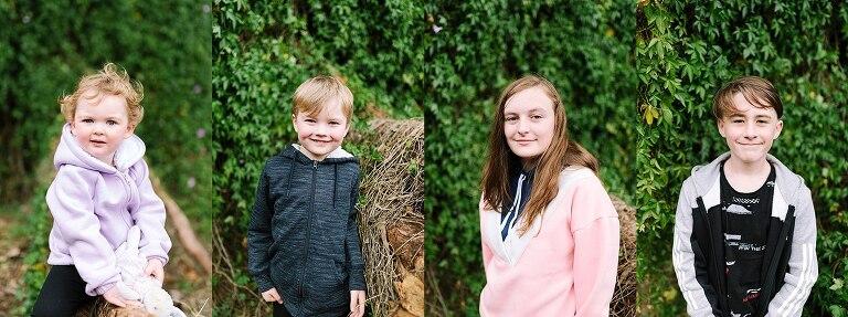 Secret Garden Child Photos