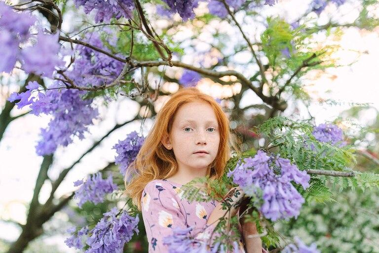 Violet is Nine