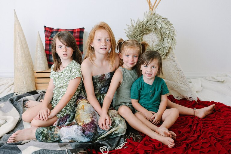 Christmas photos 2020