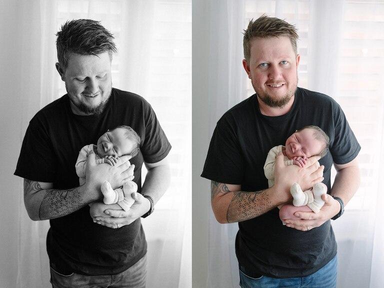 Stoneville Newborn Photographer