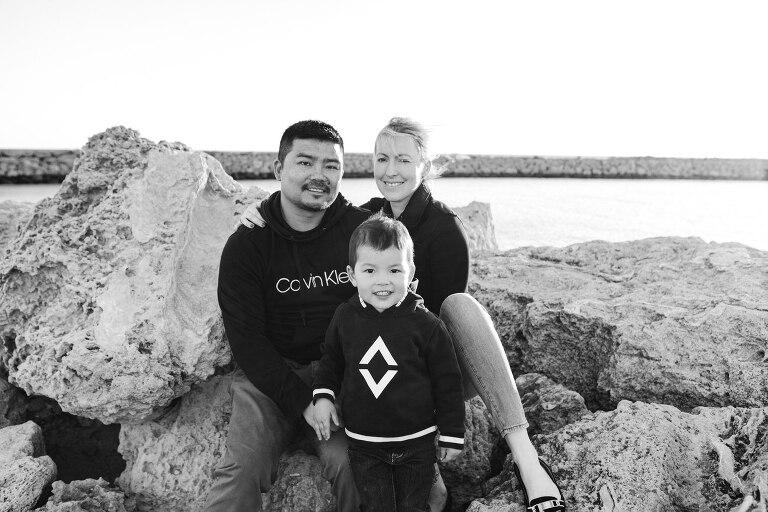 Hillarys Lighhouse Family Photographer