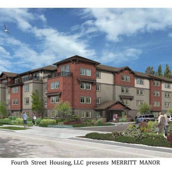 Merrit Manor: New Affordable Housing Groundbreaking