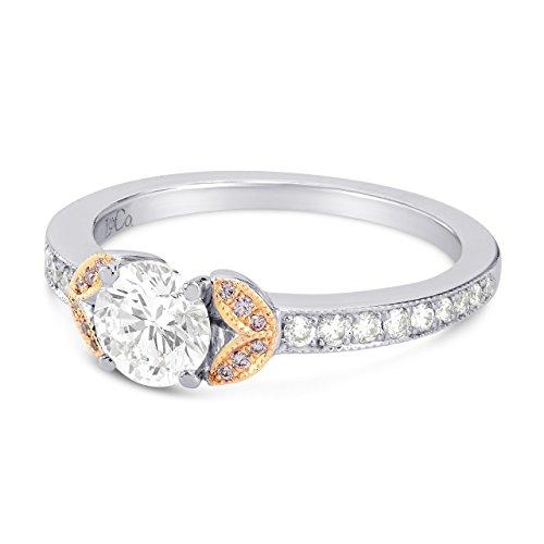 Natural Fancy Color Diamond Guarantee (No Color or Clarity Enhancement)