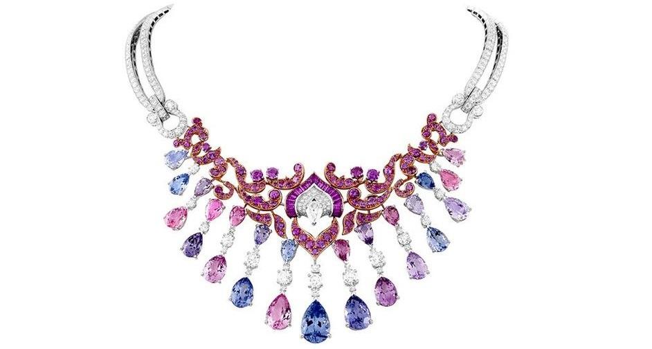 """Van Cleef & Arpels """"Enchanteur"""" necklace"""