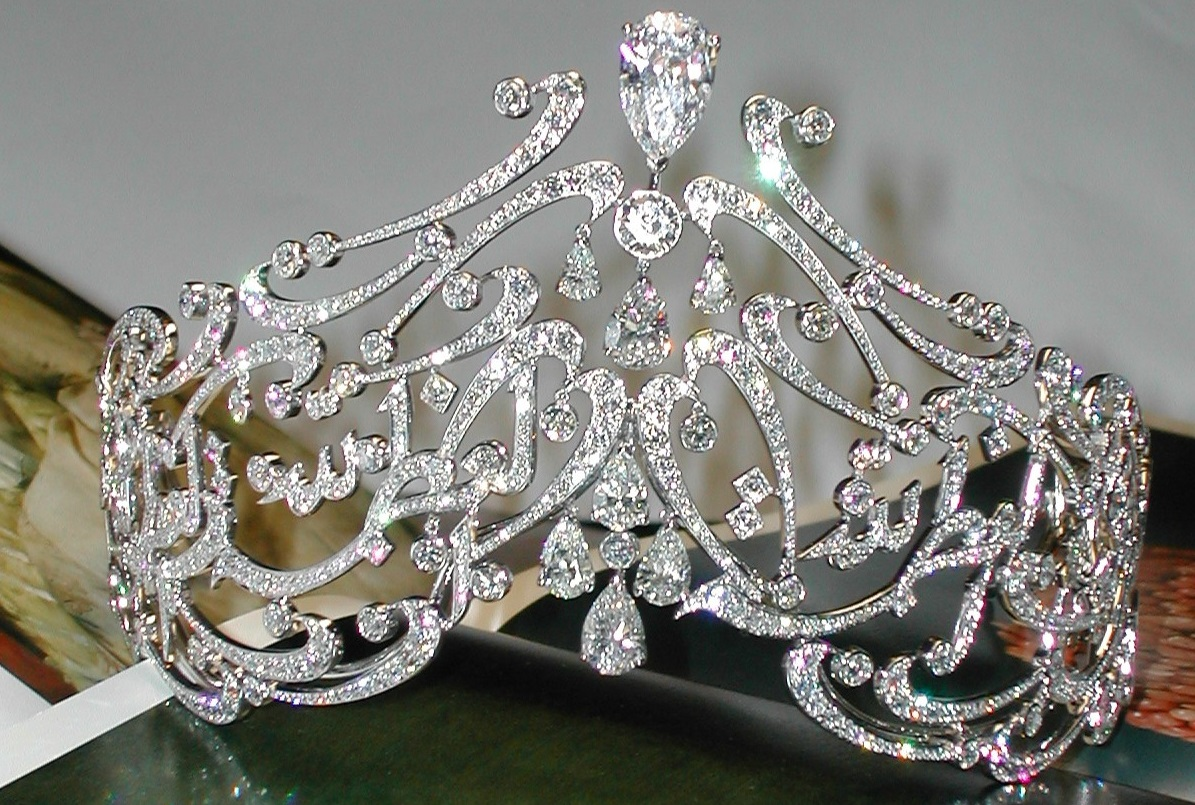 Queen of Jordan Tiara