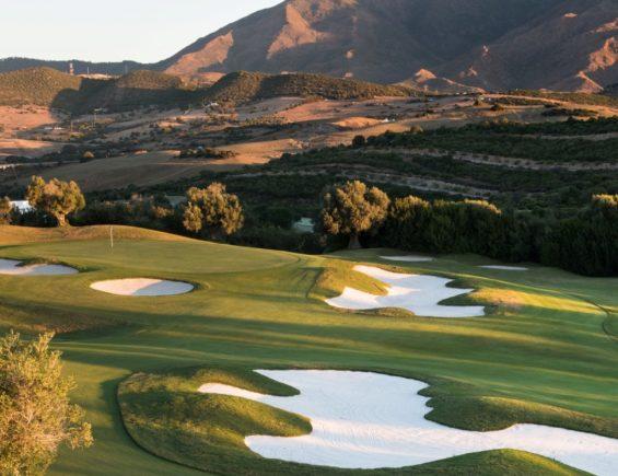 Finca Cortesin Golf Club, Spain