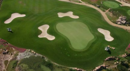 Desert Springs Golf, Spain