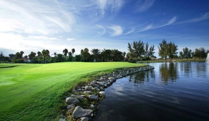 Maspalomas Golf Course, Spain