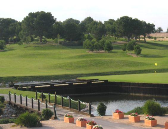Lo Romero Golf, Spain
